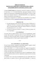 RG 3/2019 - accordo di composizione della crisi da sovraindebitamento ex L. 3/2012