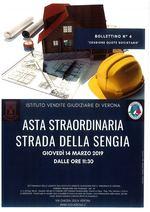 Bollettino n. 06 EDIZIONE DEDICATA - QUOTE STRADA SOCIETA' - STRADA DELLA SENGIA SRL - ASTA STRAORDINARIA IL GIORNO 14 MARZO 2019