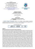 Attrezzatura per impianti - Asta telematica con scadenza il 09/07/2020