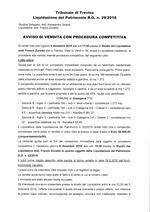 Liquidazione del patrimonio n. 29/2018