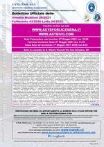 Bollettino Fallimento 43/20 - Autovettura Chrysler - Attrezzature per confezione abbigliamento