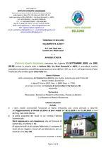Ramo d'azienda (pasticceria) a Lamon (BL) - Asta il 15/09/20