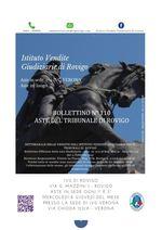 NUOVO BOLLETTINO MOBILIARE EDIZIONE ROVIGO N. 110 GARA DAL 10 DICEMBRE 2019 AL 10 GENNAIO 2020
