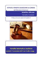 BOLLETTINO VENDITA TELEMATICA 700/2017