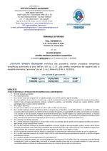 Fall. 69/20 - Stock materiale Edile - Aste telematica con fine il 04/02/2021