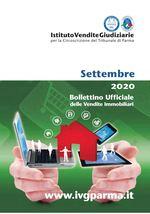 Bollettino Ufficiale delle Vendite Immobiliari Settembre 2020