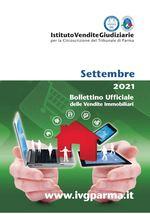 Bollettino Ufficiale delle Vendite Immobiliari Settembre 2021