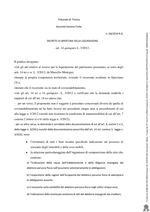Decreto di apertura della liquidazione - art. 14 quinquies L.3/2012- R.G. N. 28/2019
