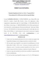 Composizione della crisi da sovraindebitamento n. 24/2016 - Decreto apertura liquidazione