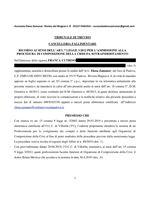 Procedura di Sovraindebitamento   R.G. n. 2/2020