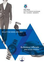 BOLLETTINO MOBILIARE 10/05/2021 - 16/05/2021