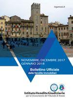 Bollettino immobiliare Novembre-dicembre 2017 e gennaio 2018