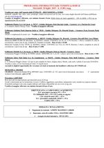 programma informativo delle vendite in luogo del 10/07/2019