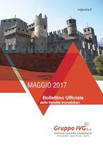 BOLLETTINO IMMOBILIARE MAGGIO 2017