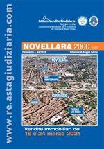Bollettino Ufficiale NOVELLARA 2000, vendite del 16 e 24 marzo 2021