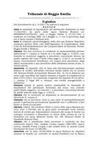 Decreto di apertura liquidazione del patrimonio N.4-2021