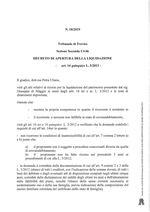 Liquidazione del patrimonio n. 18/2019