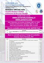 Bollettino Fallimento 37/20 - Arredamento da ufficio - Autocarro