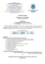 Attrezzatura per lavanderia industriale - Asta con termine 30/09/2020