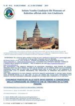 Bollettino mobiliare n. 45 dal 16 al 21 dicembre 2019