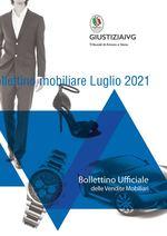 Bollettino mobiliare Luglio 2021