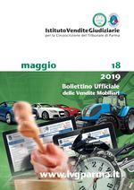 Bollettino Ufficiale delle Vendite Mobiliari n.18