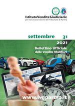 Bollettino Ufficiale delle Vendite Mobiliari n. 30