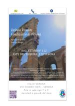 BOLLETTINO N. 112 EDIZIONE VERONA - VENDITA DI MARCHI - GARA IL GIORNO 17 GENNAIO 2020 ORE 12.00