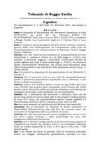Decreto di apertura liquidazione del patrimonio N.7/2021