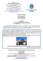 Trattore Agricolo SAME - Asta Telematica con termine il 02/07/2020