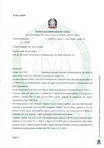 Composizione della crisi da sovraindebitamento n.6/2019 e 7/2019 - Decreto di omologa accordo composizione della crisi