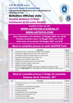 Bollettino Fallimento 37/20 - Arredamento da ufficio - Carrello elevatore