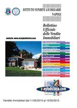 Bollettino Immobiliare 11/05/2015 - 15/05/2015