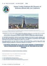 BOLLETTINO N. 16 DAL 13 LUGLIO AL 18 LUGLIO 2020