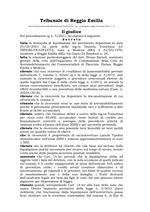 Decreto di apertura liquidazione del patrimonio N.5-2021