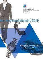 Bollettino mobiliare Settembre 2019