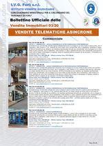 Bollettino Ufficiale delle Vendite Immobiliari 03/20