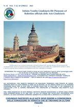 BOLLETTINO N. 14 DAL 5 AL 10 APRILE 2021