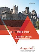 Bollettino Settembre 2016