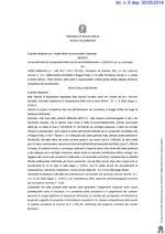 Composizione della crisi da sovraindebitamento RGVG n. 638/2018 decreto del 17/02/2018 cron. 1362/2018