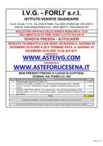 Bollettino Fallimento 23/19 - 05/19 Pressa - Autocarri