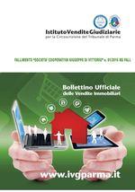 Bollettino Ufficiale delle Vendite Immobiliari Fallimento Societa' Cooperativa Giuseppe Di Vittorio RGF 01/2015