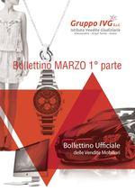 Bollettino Mobiliare Mjarzo 1° parte