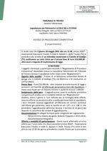 Liquidazione del patrimonio R.G. 27/18 del 18/05/2021