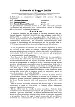 Decreto di apertura liquidazione del patrimonio N.14-1/2020
