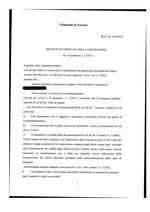 Decreto di apertura della liquidazione - art. 14 quinquies L.3/2012- R.G. N. 16/2019