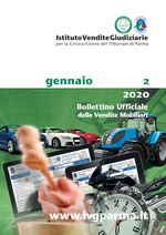 Bollettino Ufficiale delle Vendite Mobiliari n.2