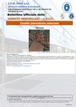 Bollettino Ufficiale delle Vendite Immobiliari 03/21