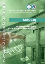Bollettino ufficiale delle vendite immobiliari MAGGIO 2018