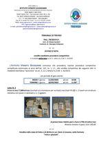Stock di montature per occhiali - asta telematica con termine il 18/09/2020